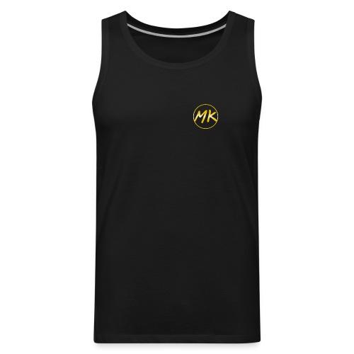 24MK OG (Black Tee-Shirt) - Men's Premium Tank
