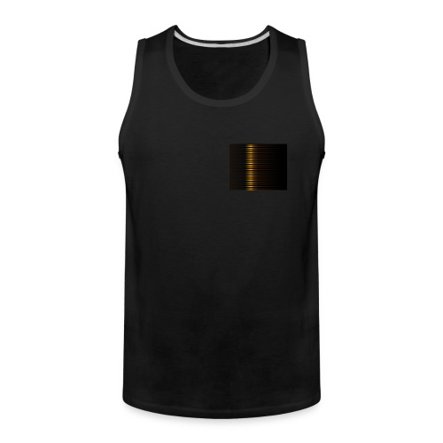Gold Color Best Merch ExtremeRapp - Men's Premium Tank