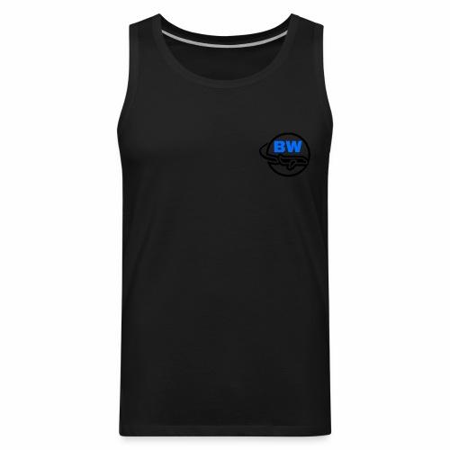 BW Logo - Men's Premium Tank