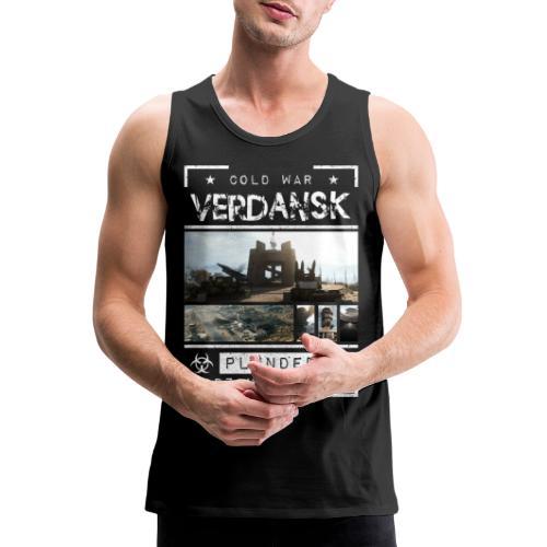 Verdansk Plunder - Men's Premium Tank