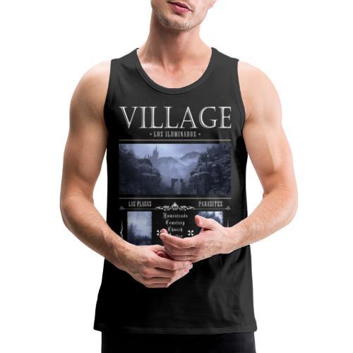 Los Iluminados Village 2 - Men's Premium Tank