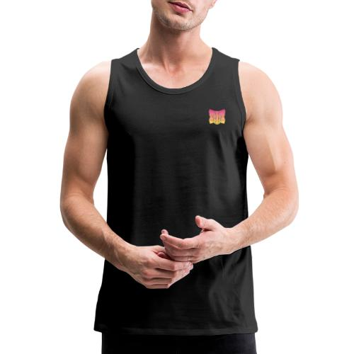 Sunset Fox - Men's Premium Tank