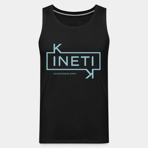 kinetic fitness gym sport - Men's Premium Tank