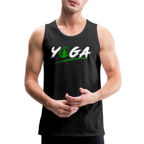 Yoga - Men's Premium Tank