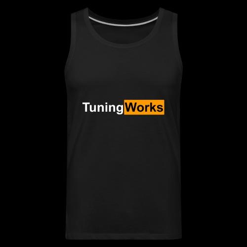 The Tuning Hub - Men's Premium Tank