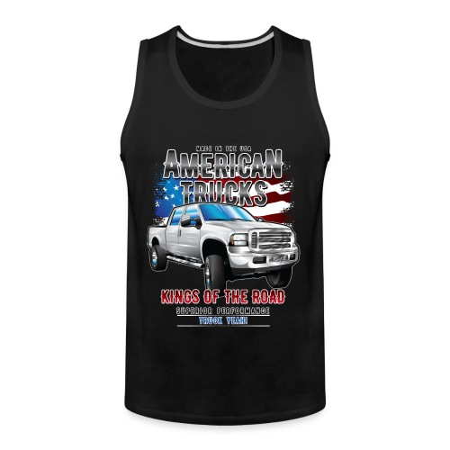 American Trucks Ford F250 - Men's Premium Tank
