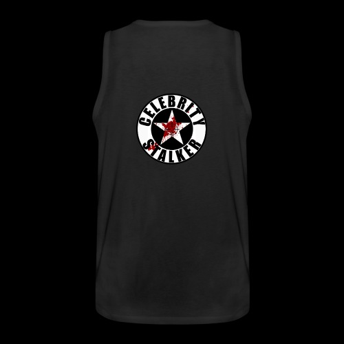 Bloody Circle Logo - Men's Premium Tank