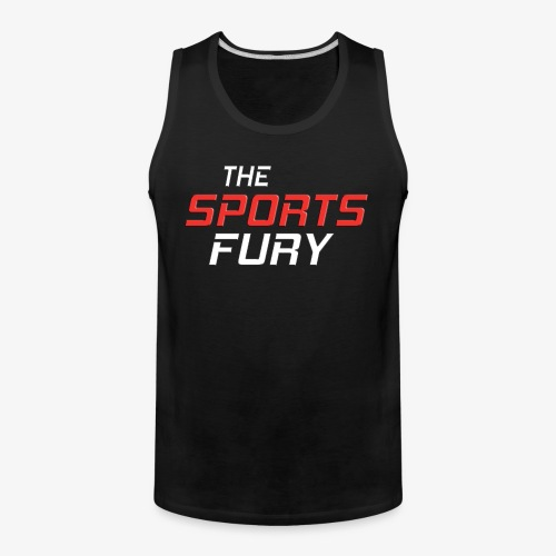 The Sports Fury - Men's Premium Tank