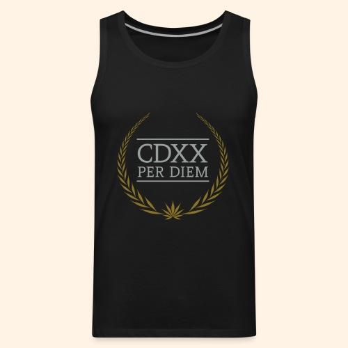 CDXX Per Diem - Men's Premium Tank