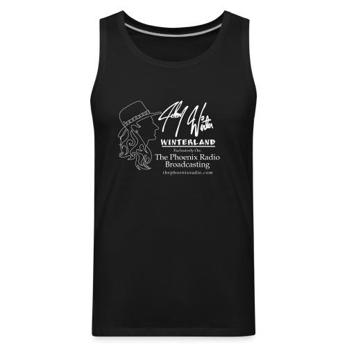 Johnny Winter's Winterland - Men's Premium Tank