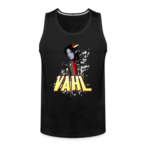 Vahl Cel Shaded - Men's Premium Tank
