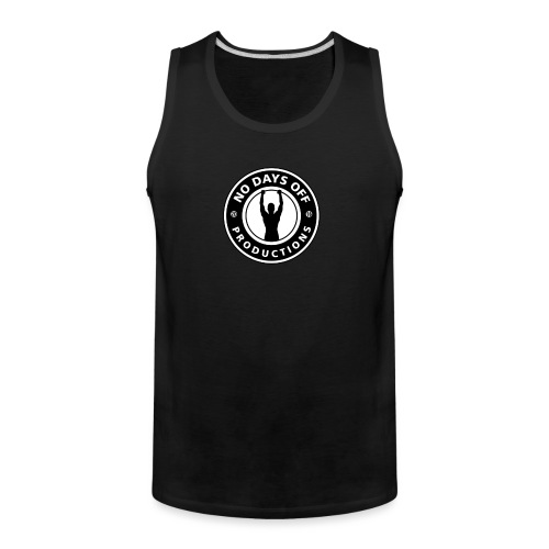 No Days Off Productions - Men's Premium Tank