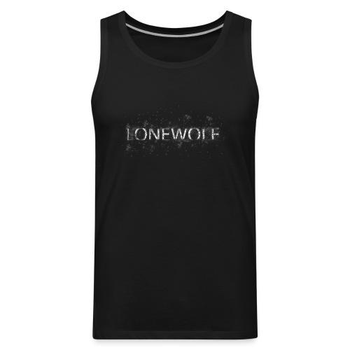 LoneWolf - Men's Premium Tank