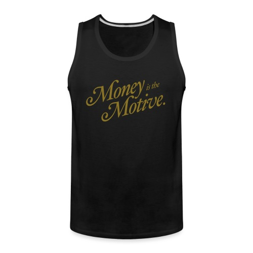money - Men's Premium Tank