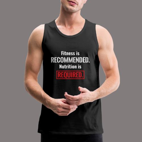Mens_Nutrition - Men's Premium Tank