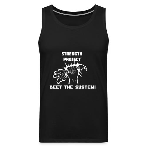 beet the system - Men's Premium Tank