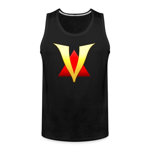 VenturianTale Logo - Men's Premium Tank