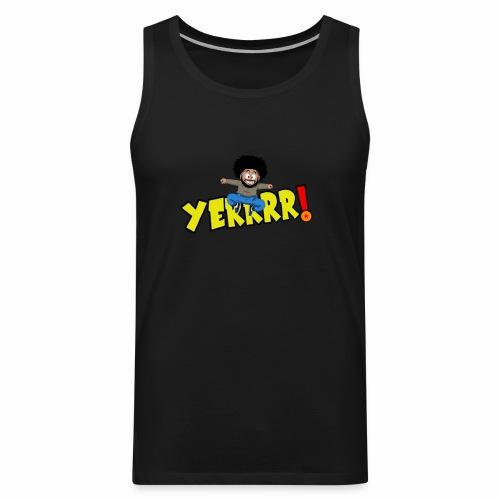 #Yerrrr! - Men's Premium Tank