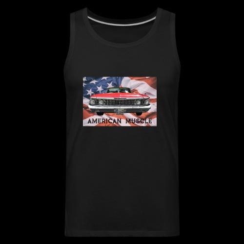 AMERICAN MUSCLE - Men's Premium Tank