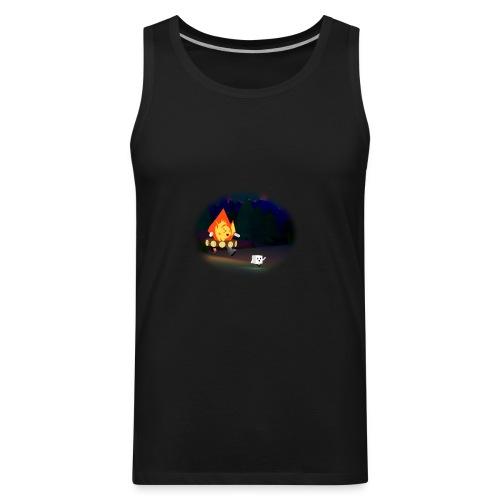 'Round the Campfire - Men's Premium Tank
