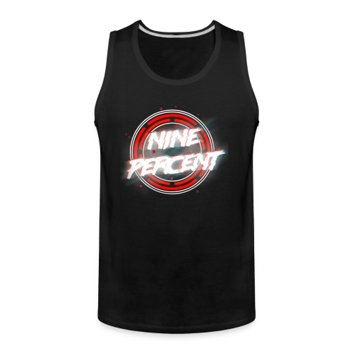 NINE PERCENT T SHIRT - Men's Premium Tank