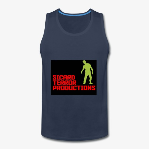 Sicard Terror Productions Merchandise - Men's Premium Tank