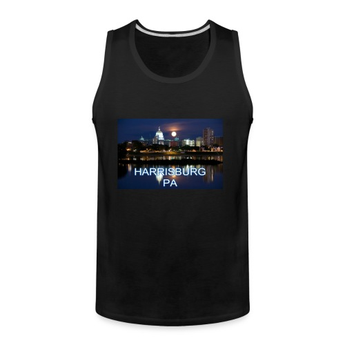 Harrisburg is home - Men's Premium Tank