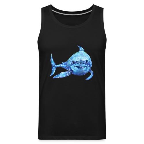 sharp shark - Men's Premium Tank