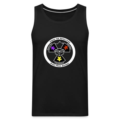 Pikes Peak Gamers Convention 2019 - Clothing - Men's Premium Tank
