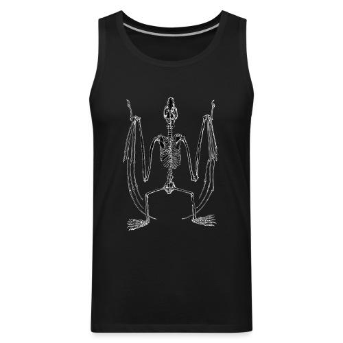 Bat Skeleton - Men's Premium Tank