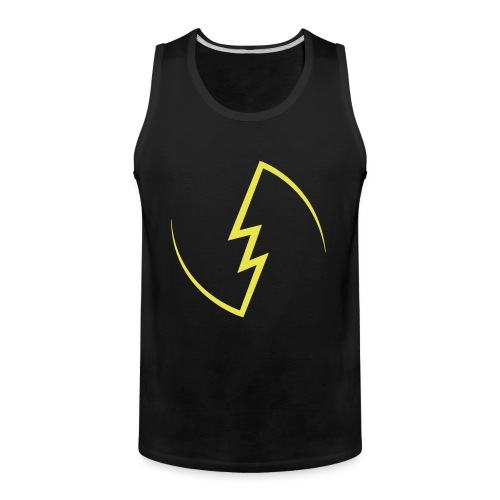 Electric Spark - Men's Premium Tank