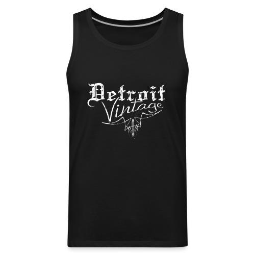 Detroit Vintage - Men's Premium Tank
