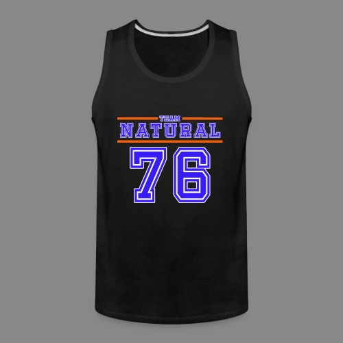 Team Natural 76 - Men's Premium Tank