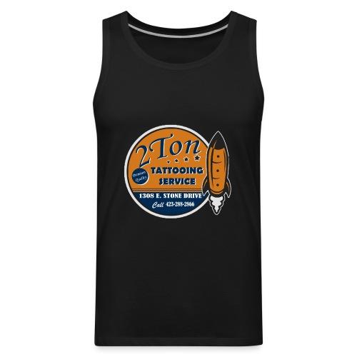 premium tattooing shirt - Men's Premium Tank