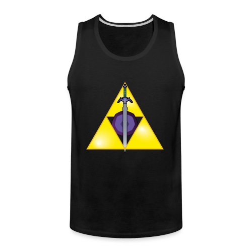 The Hylian Hallows - Men's Premium Tank