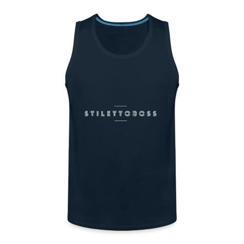 StilettoBoss Bar - Men's Premium Tank