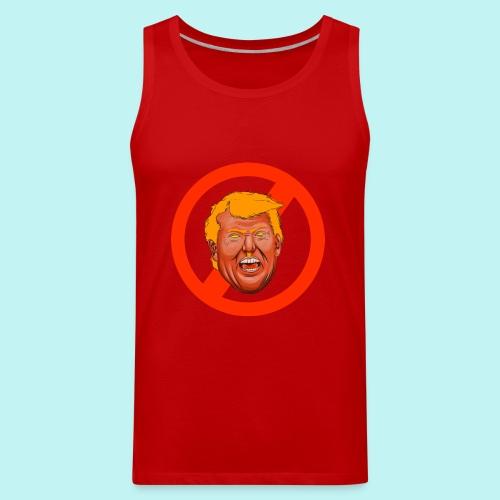 Dump Trump - Men's Premium Tank