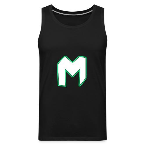Player T-Shirt | Raxa - Men's Premium Tank