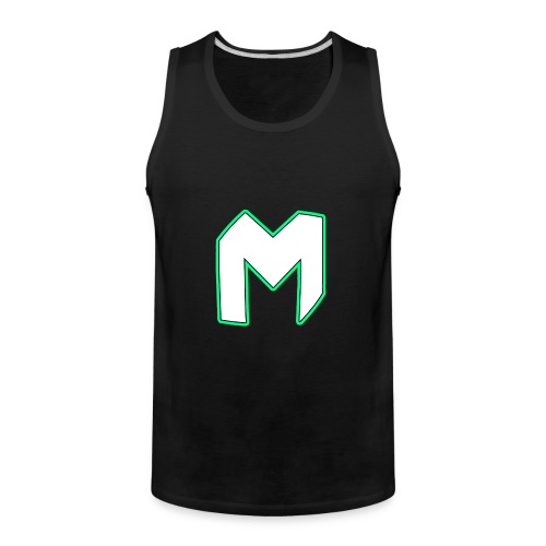 Player T-Shirt   Aceick - Men's Premium Tank