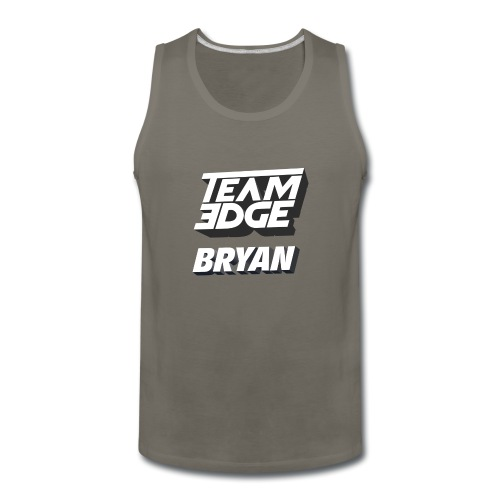 TeamEdge Bryan - Men's Premium Tank