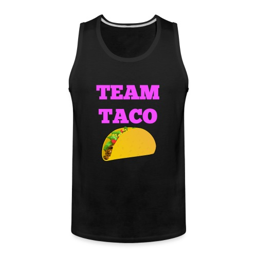 TEAMTACO - Men's Premium Tank