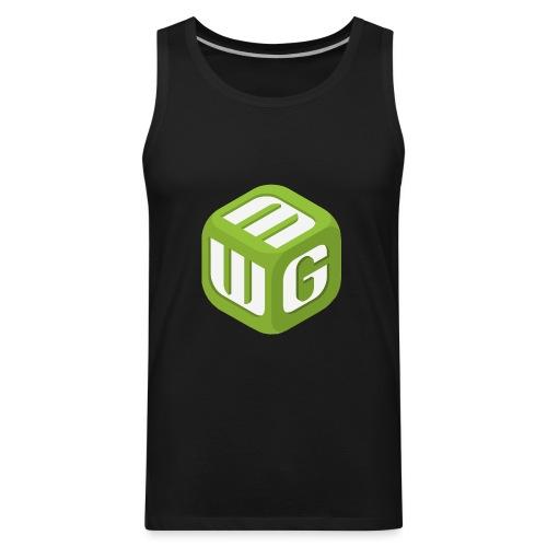 Steve Sized MWG T-Shirt (3XT) - Men's Premium Tank