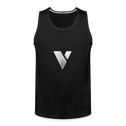virtual merch logo - Men's Premium Tank