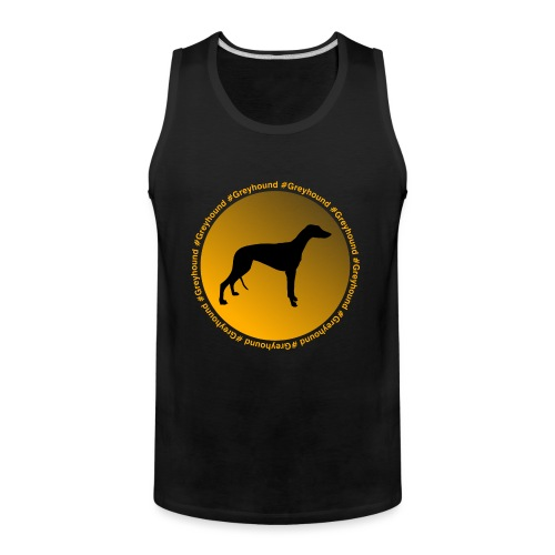 Greyhound - Men's Premium Tank