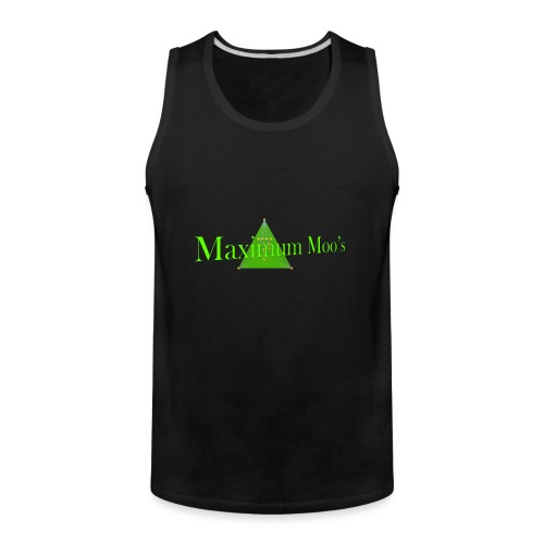 Maximum Moos - Men's Premium Tank