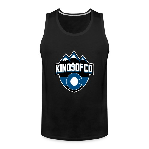 KCO New Logo Clear Background.png - Men's Premium Tank