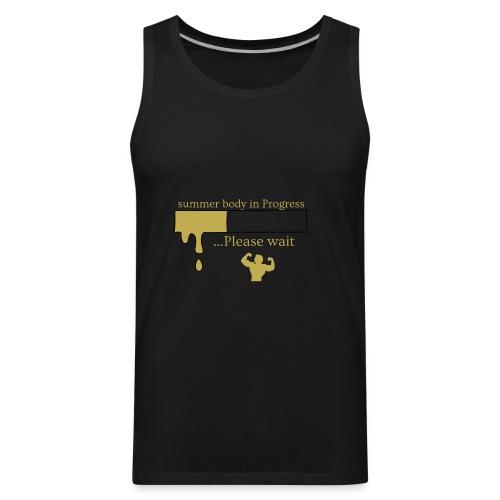 summer body - Men's Premium Tank