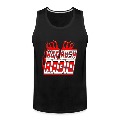 worlds #1 radio station net work - Men's Premium Tank