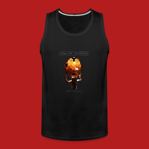 Days of Black Clan Of Xymox Album Shirt - Men's Premium Tank