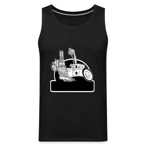 Personalized Rat Rod - Men's Premium Tank